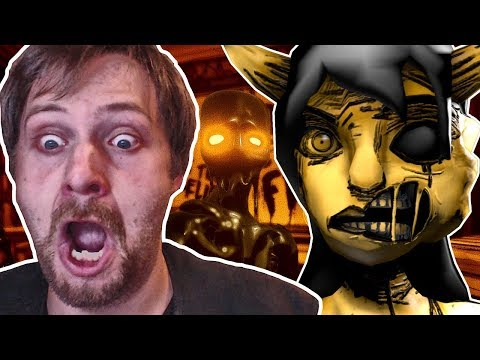 Das KRASSESTE Kapitel ! | Bendy and the Ink Machine Chapter