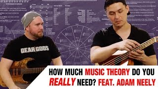 How Much Music Theory Do You REALLY Need? With Adam Neely - Trey's Theory Corner Ep. 16