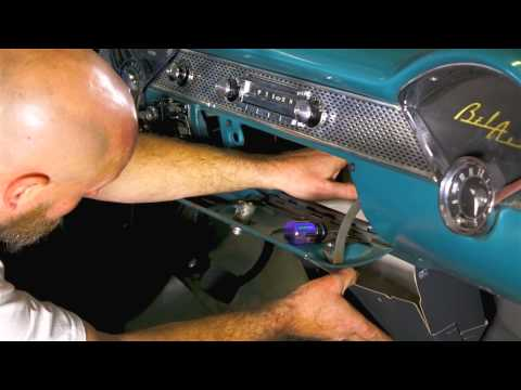 How To Replace The 1955-1956 Chevy Glove Box | Danchuk USA