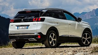 2019 Peugeot 3008 SUV - Off-Road Driving