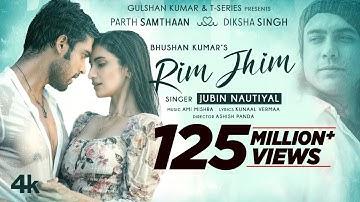 Rim Jhim Song | Jubin Nautiyal | Ami Mishra | Parth S, Diksha S | Kunaal V |Ashish P| Bhushan Kumar