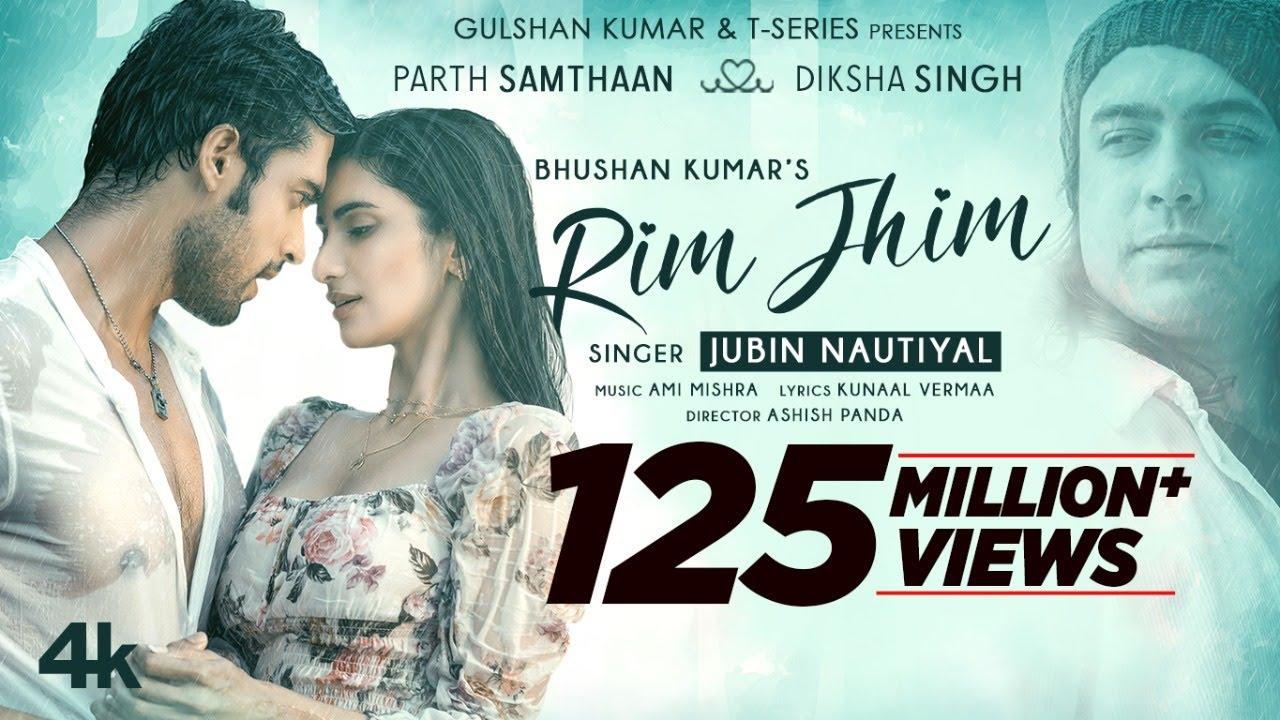 Rim Jhim – Jubin Nautiyal Mp3 Hindi Song 2021 Free Download