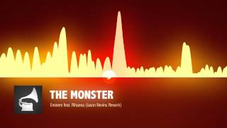 Eminem feat. Rihanna - The Monster (Jason Nevins Rework)