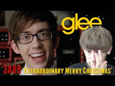 Glee Season 3 Episode 9 - 'Extraordinary Merry Christmas' Reaction