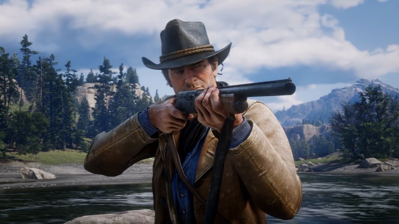 Red Dead Redemption 2 Official Gameplay Trailer 4k