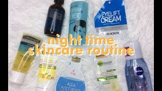 Night Time Skin Care Routine (AFFORDABLE) | Ariza Hernandez