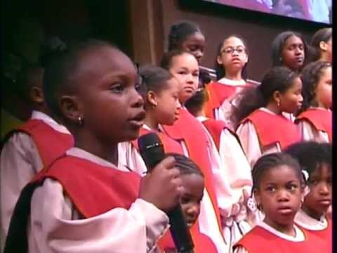 West Angeles Angelic Choir - Walking in Authority