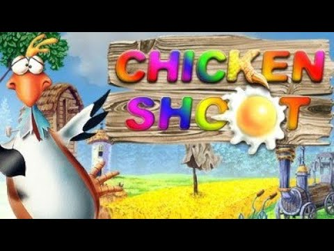 """Who Remembers This Game """"Chicken Shoot Gold""""  """