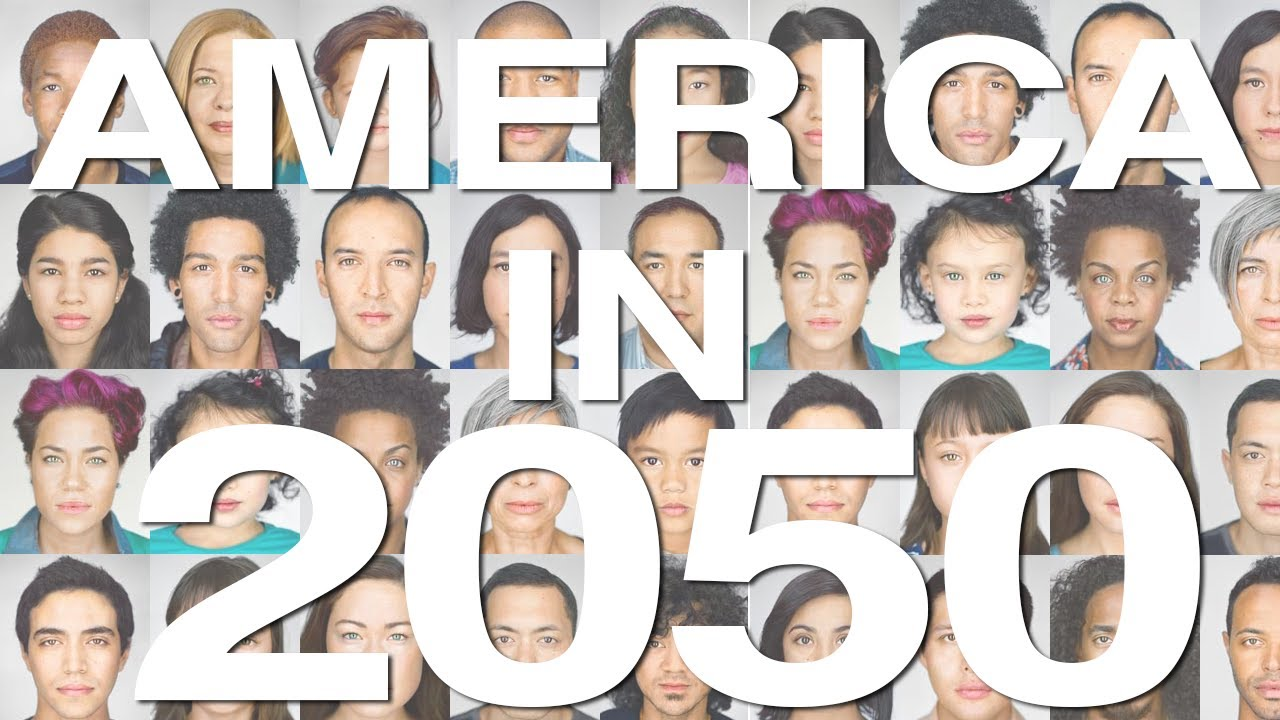 Week 14: WHAT AMERICANS WILL LOOK LIKE IN 2050 - YouTube