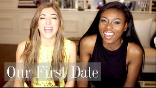 OUR FIRST DATE! ft Amelia Liana Thumbnail