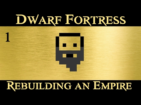 "Dwarf Fortress: Rebuilding the Dwarven Empire - ""The Volcano""  (part 1)"