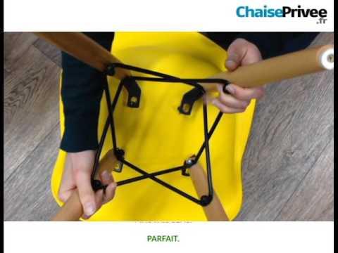 Assemblez Une Chaise Enfant DSW DAW En Toute Simplicit