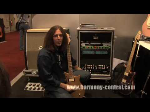 Ty Tabor of King's X Guitar Gear