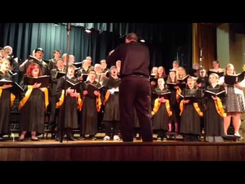 Algoma High School and Community Choir