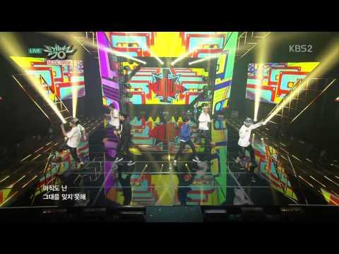 [HIT] 뮤직뱅크-1PUNCH - 돌려놔(Turn Me Back).20150227