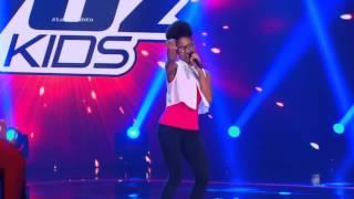 Dayan cantó Jamaica Farewell de Lord Burgess - LVK Col - Audiciones a ciegas – Cap 2 – T2