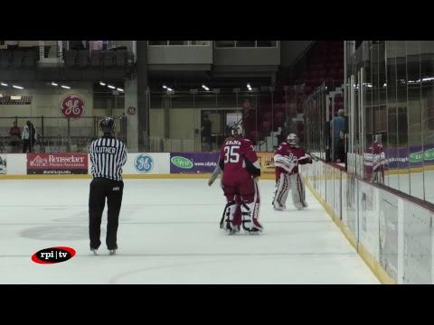 RPI Women's Hockey vs. Université de Montréal