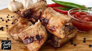 Хрустящие Ребра в СУПЕР МАРИНАДЕ, Это Надо Попробовать | Маринад для Шашлыка или Мяса!