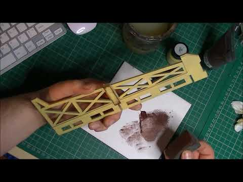 RP Tutorial: Weathering Hive/Industrial style structures