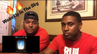 Gucci Mane, Bruno Mars, Kodak Black - Wake Up In The Sky [Official Audio]- Reaction