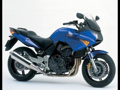 Honda CBF600SA - YouTube