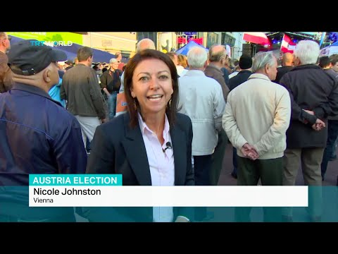 Election campaign ends in Vienna, Nicole Johnston reports