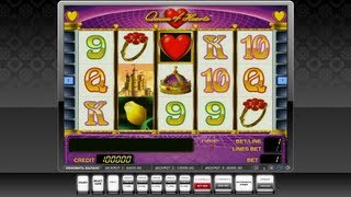 Слот игра QUEEN OF HEART(, 2013-03-14T15:00:00.000Z)