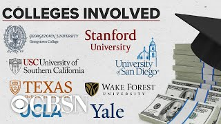 Impact of the college admissions scandal on disabled students
