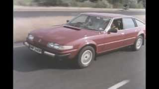 Design with Style -- The Rover SD1