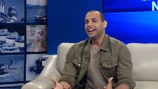 Actor Tazito Garcia | Global TV Interview