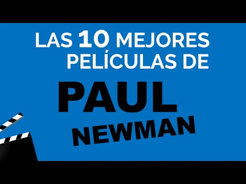 Las 10 mejores películas de PAUL NEWMAN