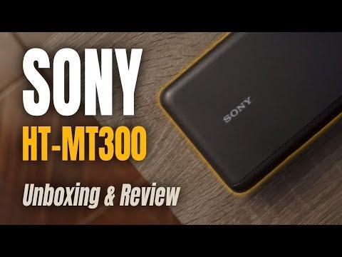 Sony Soundbar HT-MT300: Unboxing & Review !