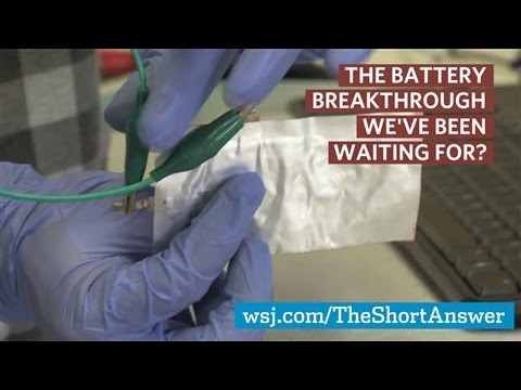 The Battery Breakthrough We've Been Waiting for?