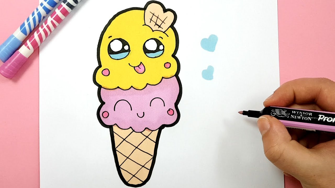 KAWAII EIS MALEN YouTube