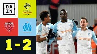 Mario Balotelli knipst schon wieder: Dijon - Olympique Marseille 1:2 | Ligue 1 | Highlights | DAZN