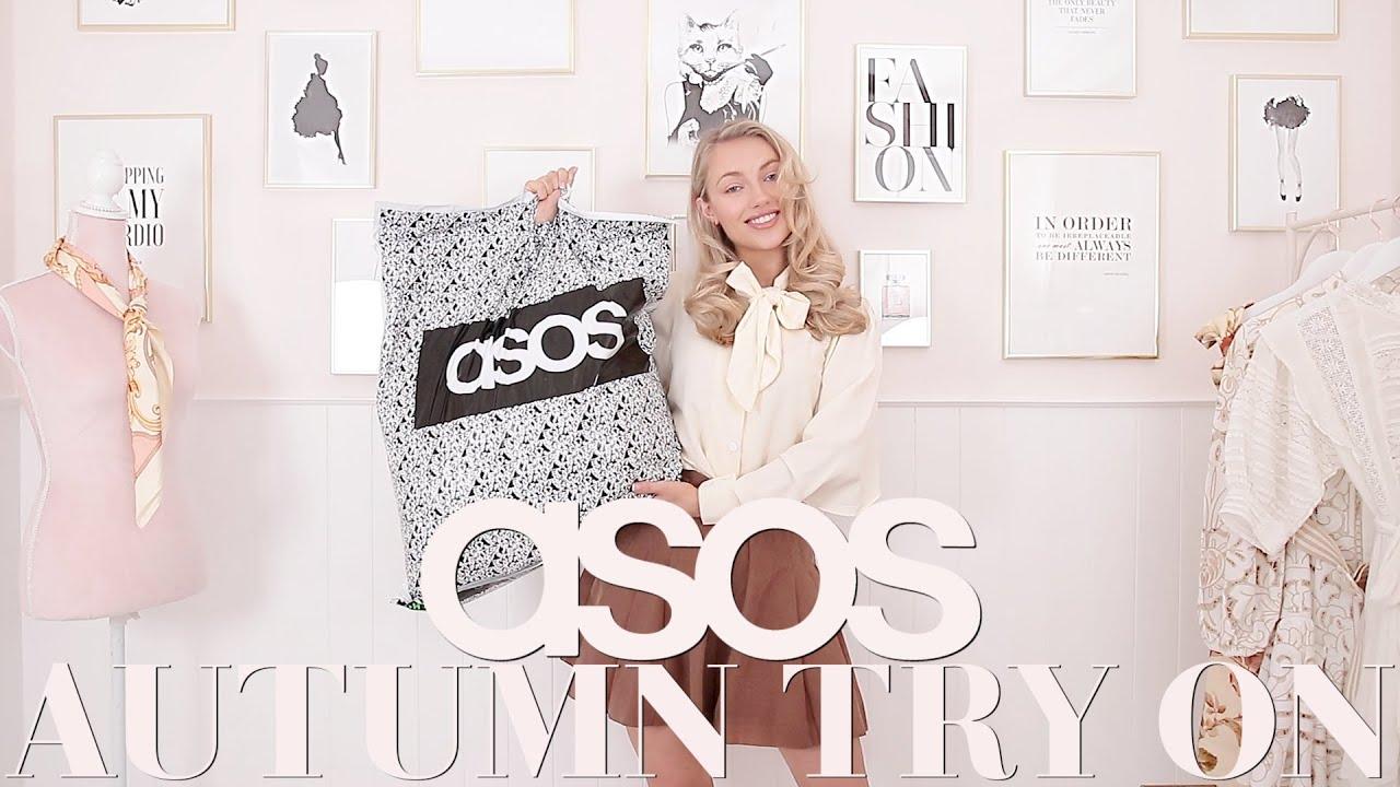 Autumn ASOS Try On Haul 2021 ~ ? Autumn Fashion Edit ? ~ Freddy My Love