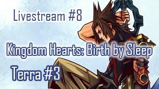 Livestream #8 | Kingdom Hearts: Birth by Sleep #3 - Bankai (Parte 1/2) [PT-PT]