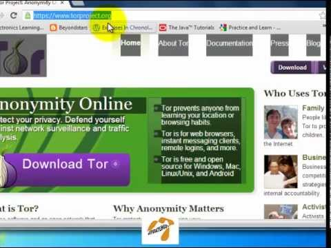 Websites Blocked?? Bypass through Proxy - Tor Browser