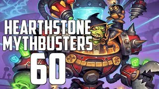 Hearthstone Mythbusters 60 - BOOMSDAY SPECIAL