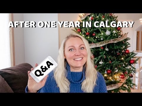 Q&A: After one year in Calgary