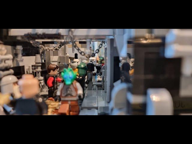 Ring of Kafrene: A Lego Star Wars Moc | Cinematic