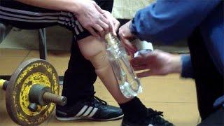 Набивка голени бутылкой. Тайский бокс, урок 21(http://vk.com/id138709288 - страничка Александра Алексеевича ВКонтакте. У нас Вы можете заказать индивидуальную (персо..., 2015-05-03T13:45:56.000Z)