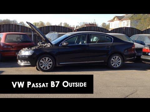 Volkswagen Passat B7 2011 Outside + Engine