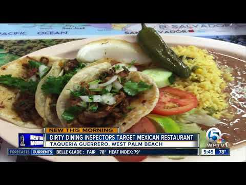 Dirty Dining: Live, Dead Roaches Found At West Palm Beach Mexican Restaurant