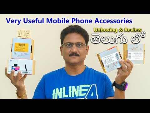 very-useful-amx-mobile-phone-accessories-unboxing-in-telugu...