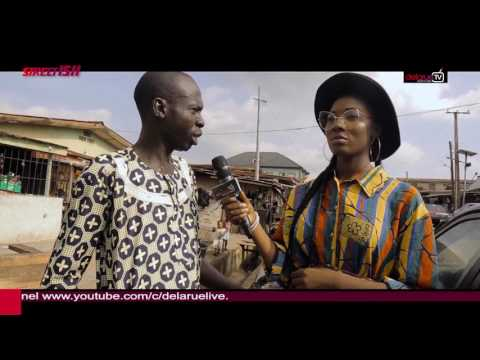 "How many ""countries"" are in Nigeria?  DelarueTV | Street'ish"