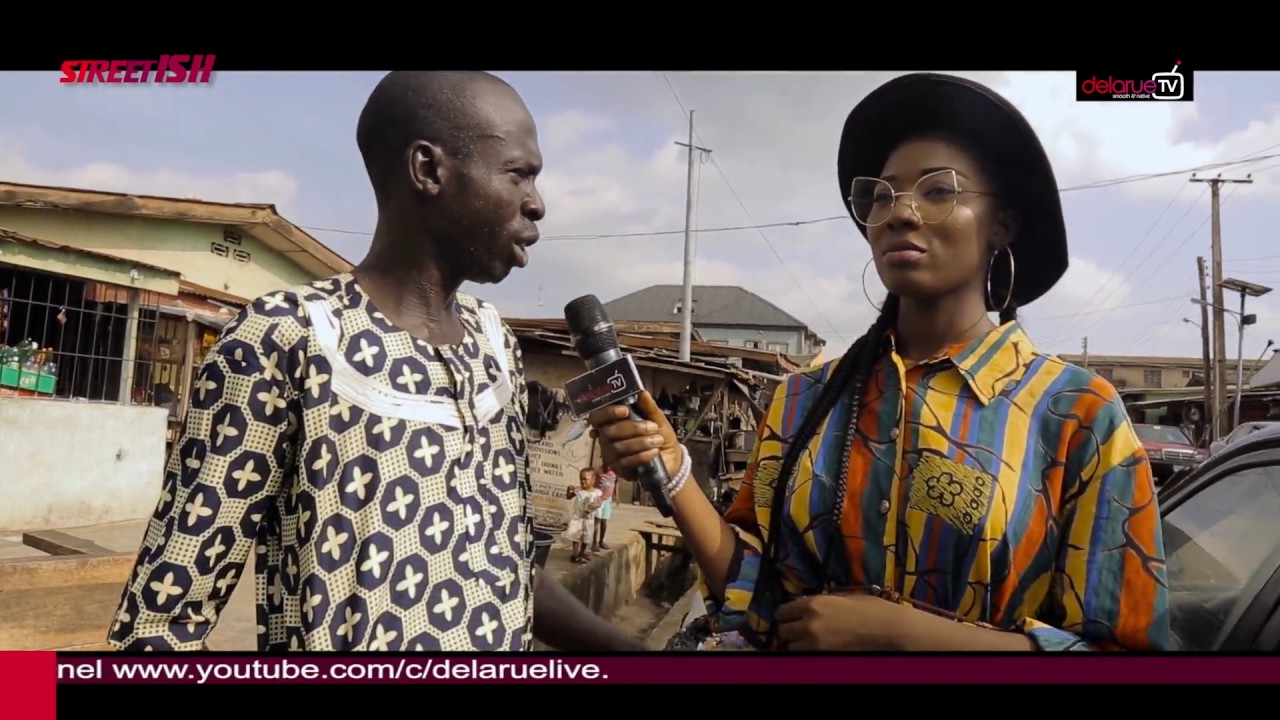 "How many ""countries"" are in Nigeria?  DelarueTV 