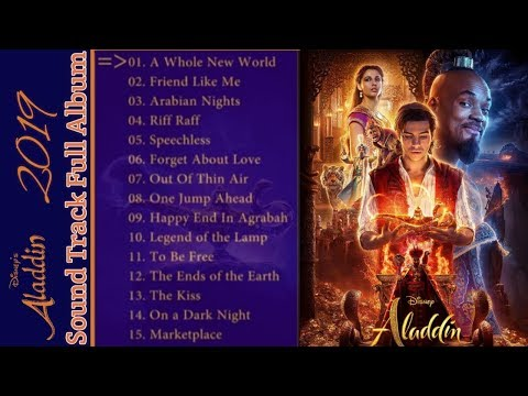 Aladdin Soundtrack Full Album
