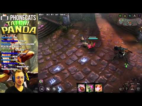 VainGlory - League Of Legends Alternative On Mobile