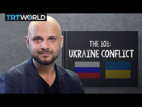 Russia and Ukraine's conflict explained